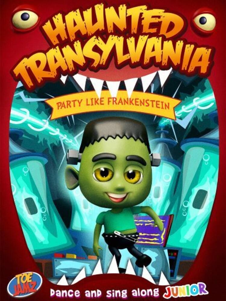 Stephanie Magee - Haunted Transylvania: Party Like Frankenstein