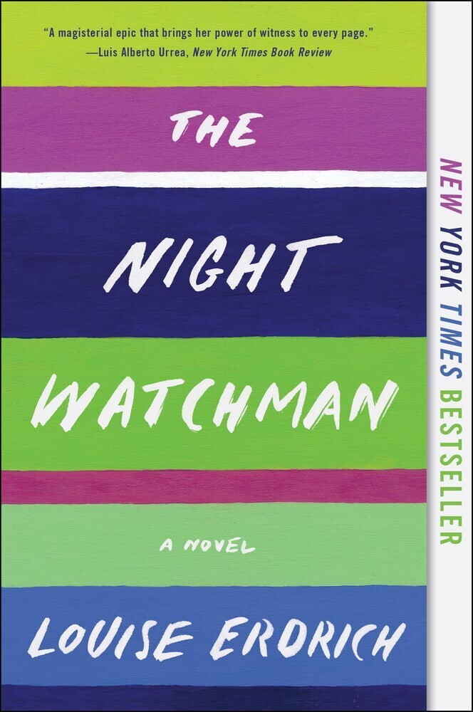 Louise Erdrich - Night Watchman (Ppbk)