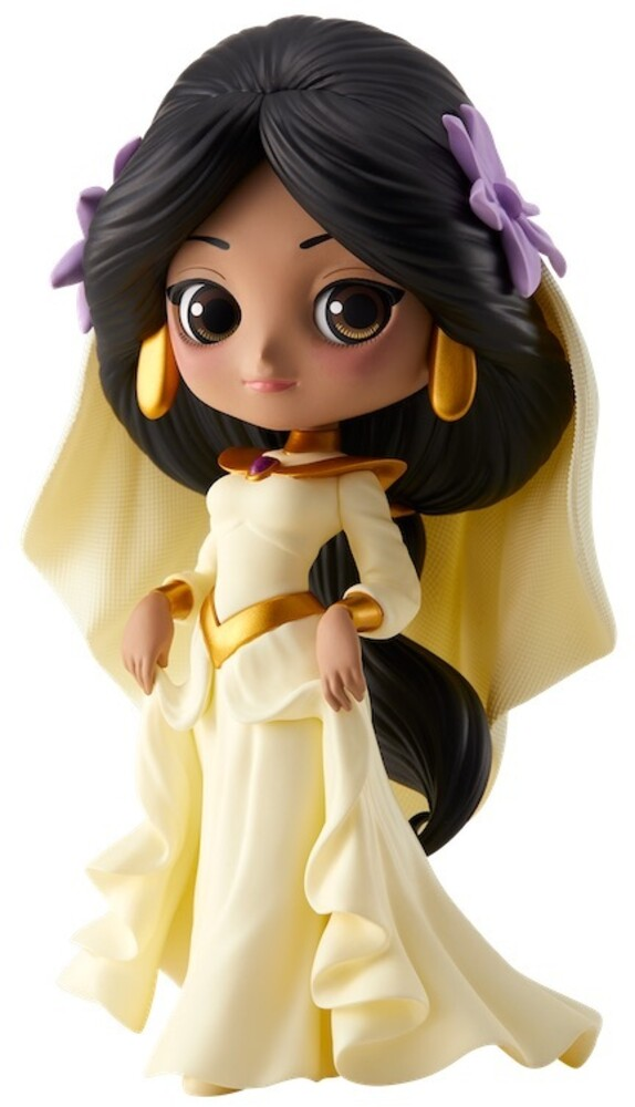 - Disney Characters Jasmine Dream Style Q Posket Fig