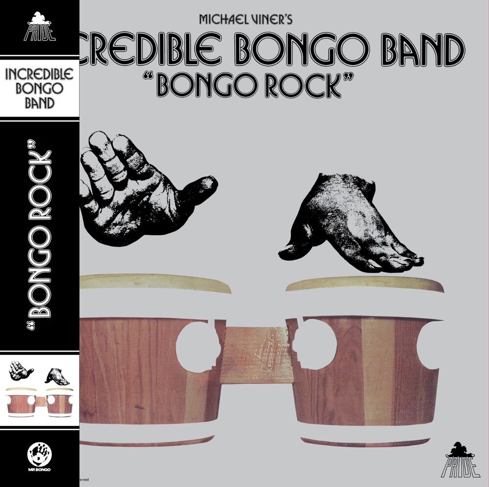 Incredible Bongo Band - Bongo Rock [Indie Exclusive] (Silver Vinyl) [Colored Vinyl] (Slv) [Indie Exclusive]