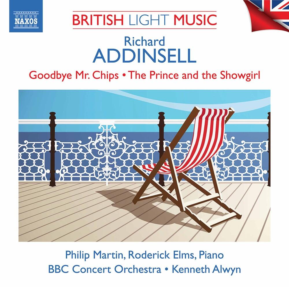 Addinsell / Martin / Alwyn - Goodbye Mr Chips