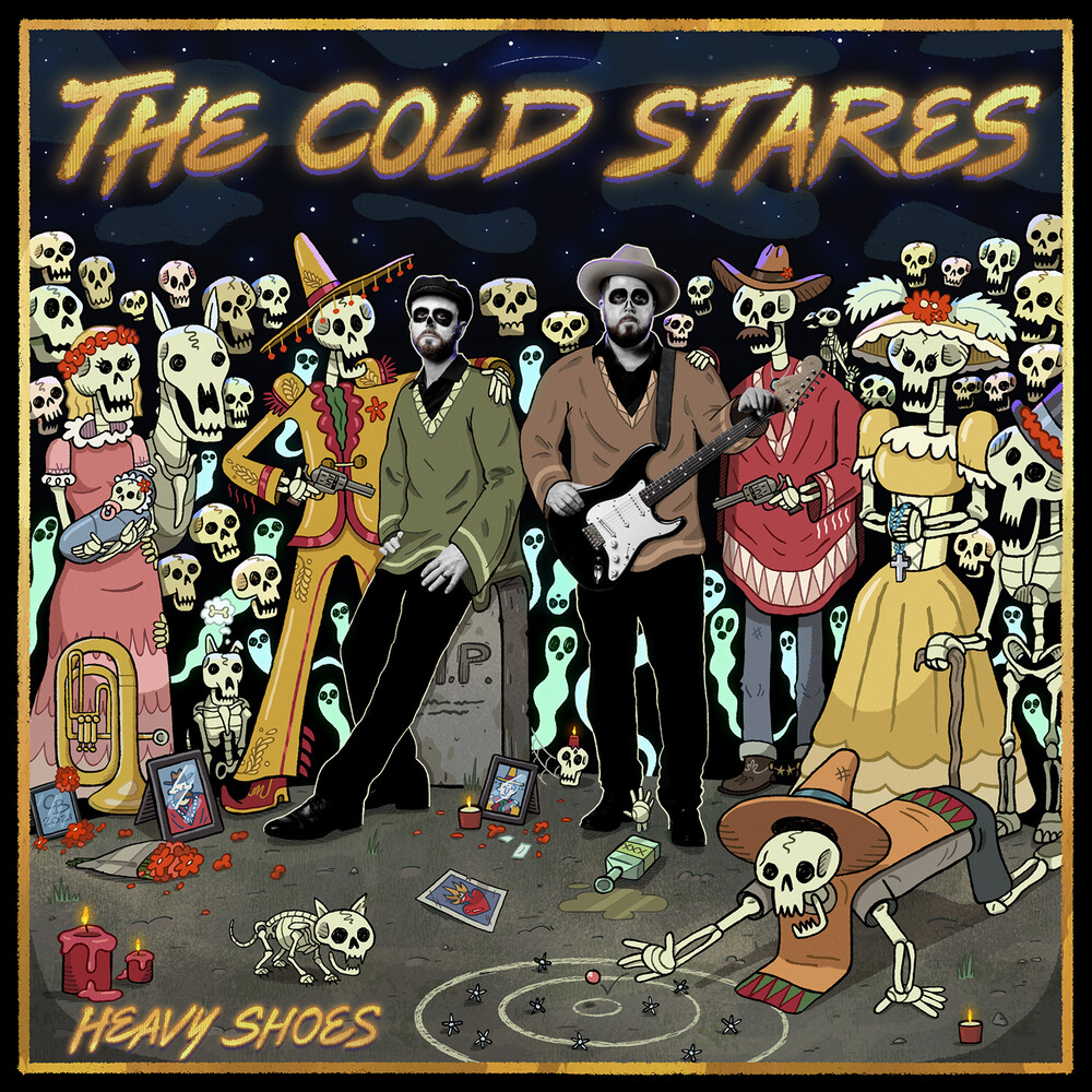 Cold Stares - Heavy Shoes [Digipak]