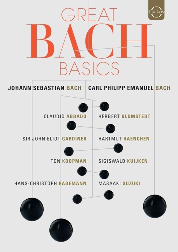 - Great Bach Basics - Johann Sebastian & Carl Philip