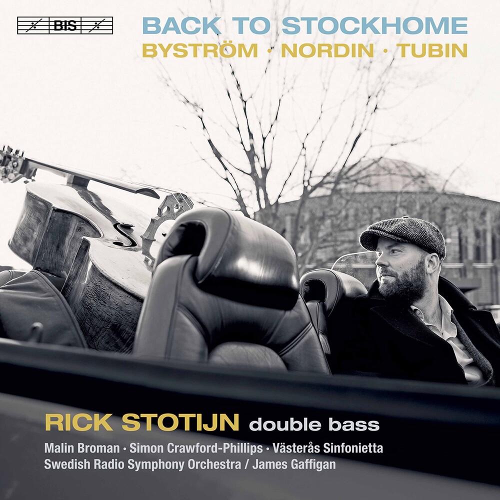 Bystrom / Stotijn - Back To Stockhome (Hybr)