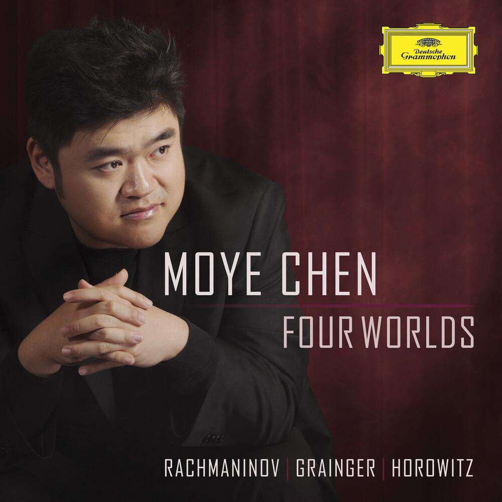 Moye Chen - Four Worlds (Aus)