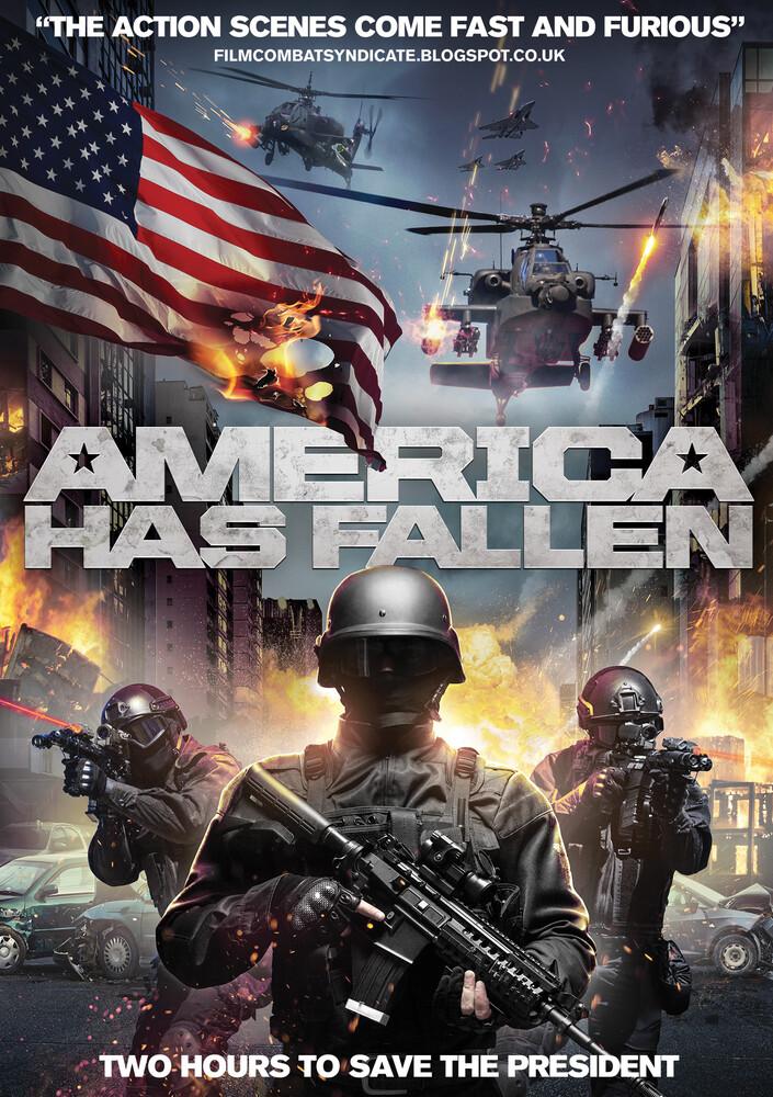 - AMERICA HAS FALLEN