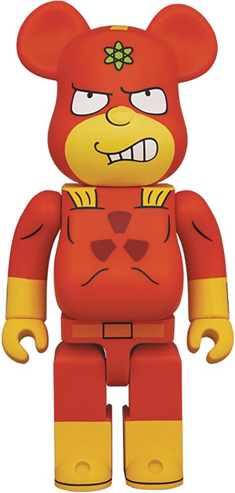 - Simpsons Radioactive Man 1000% Bea (Clcb) (Fig)