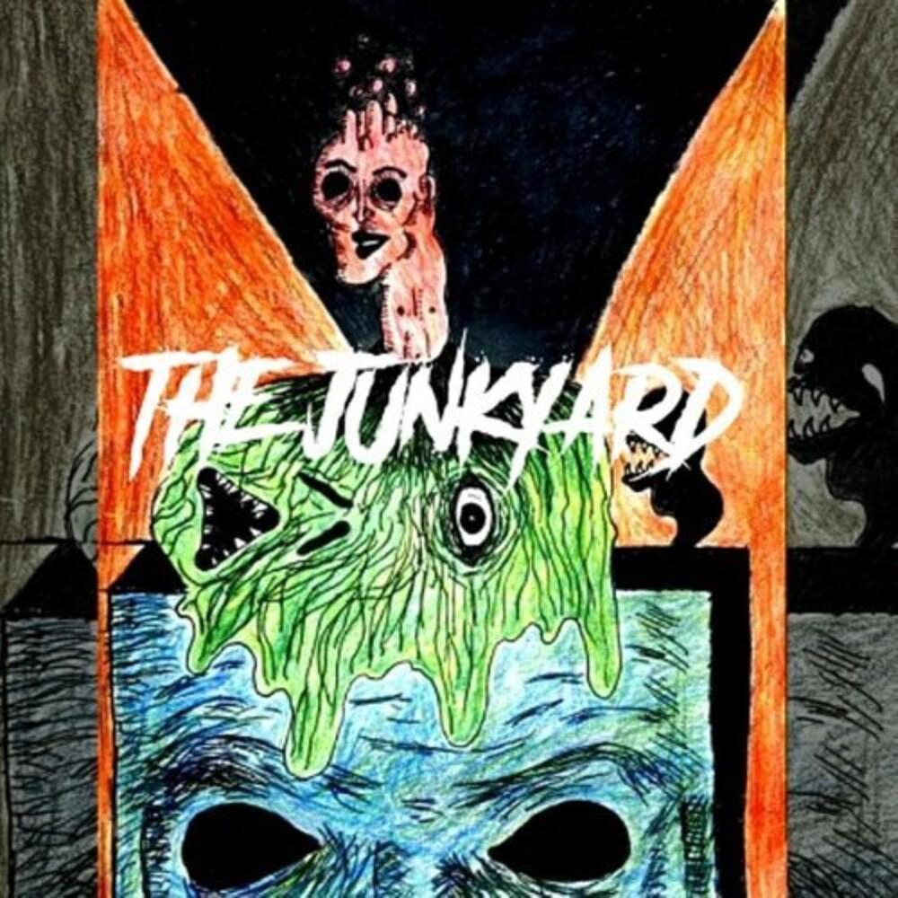 Junkyard - Junkyard [Colored Vinyl] (Ylw)