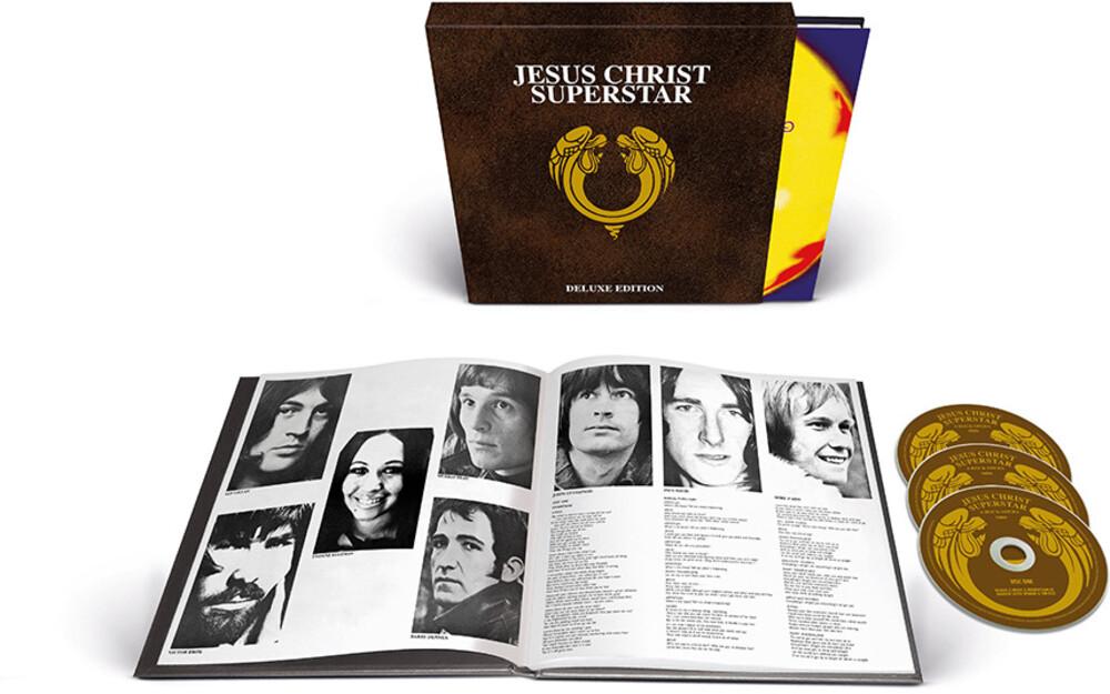 Lloyd Andrew Webber  (Box) (Aniv) - Jesus Christ Superstar (50th Anniversary) (Box)