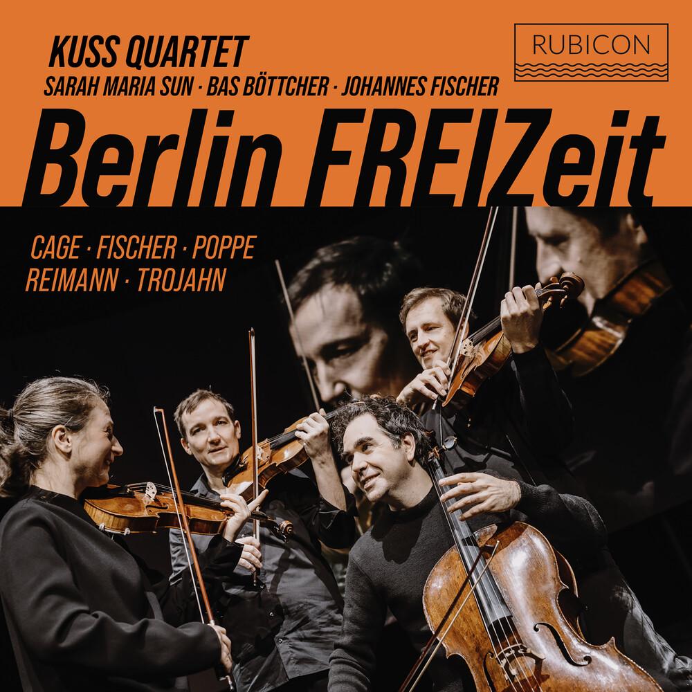 Berlin Freizeit - Kuss Quartet