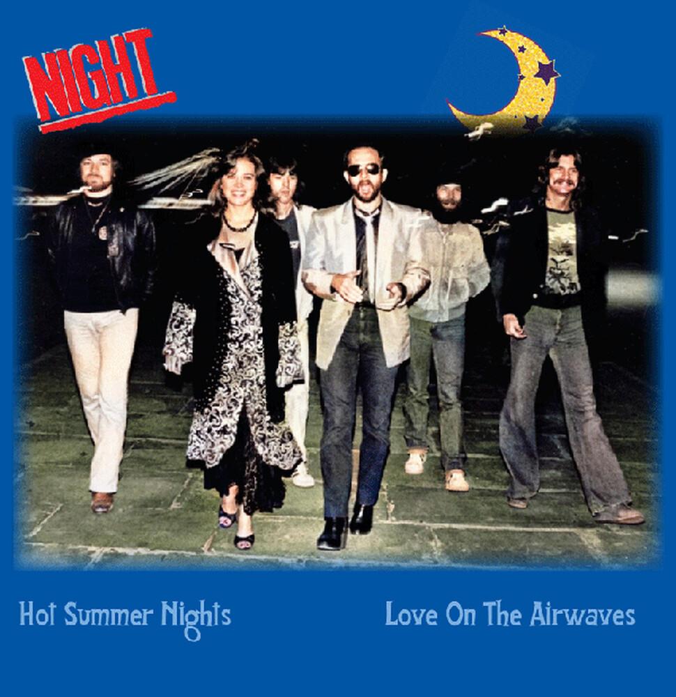 Night - Hot Summer Nights / Love On The Airwaves (Blue)