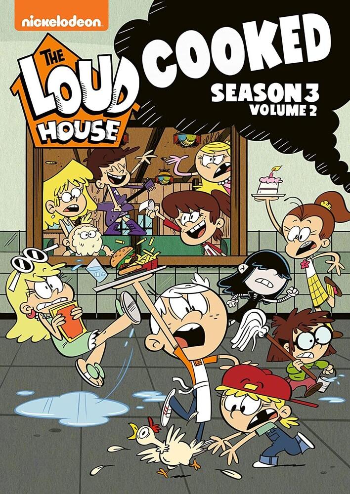 Loud House: Cooked - Season 3 - Vol 2 - Loud House: Cooked - Season 3 - Vol 2 (2pc) / (Ws)
