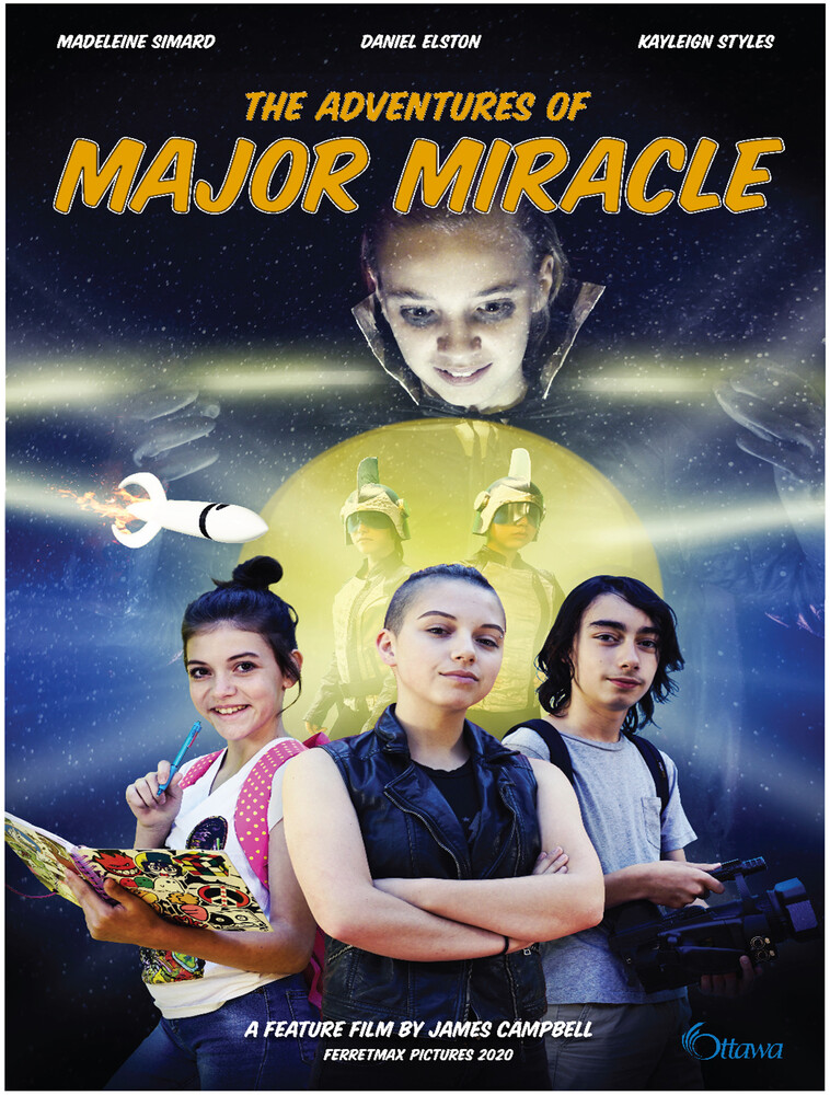 Adventures of Major Miracle - The Adventures Of Major Miracle