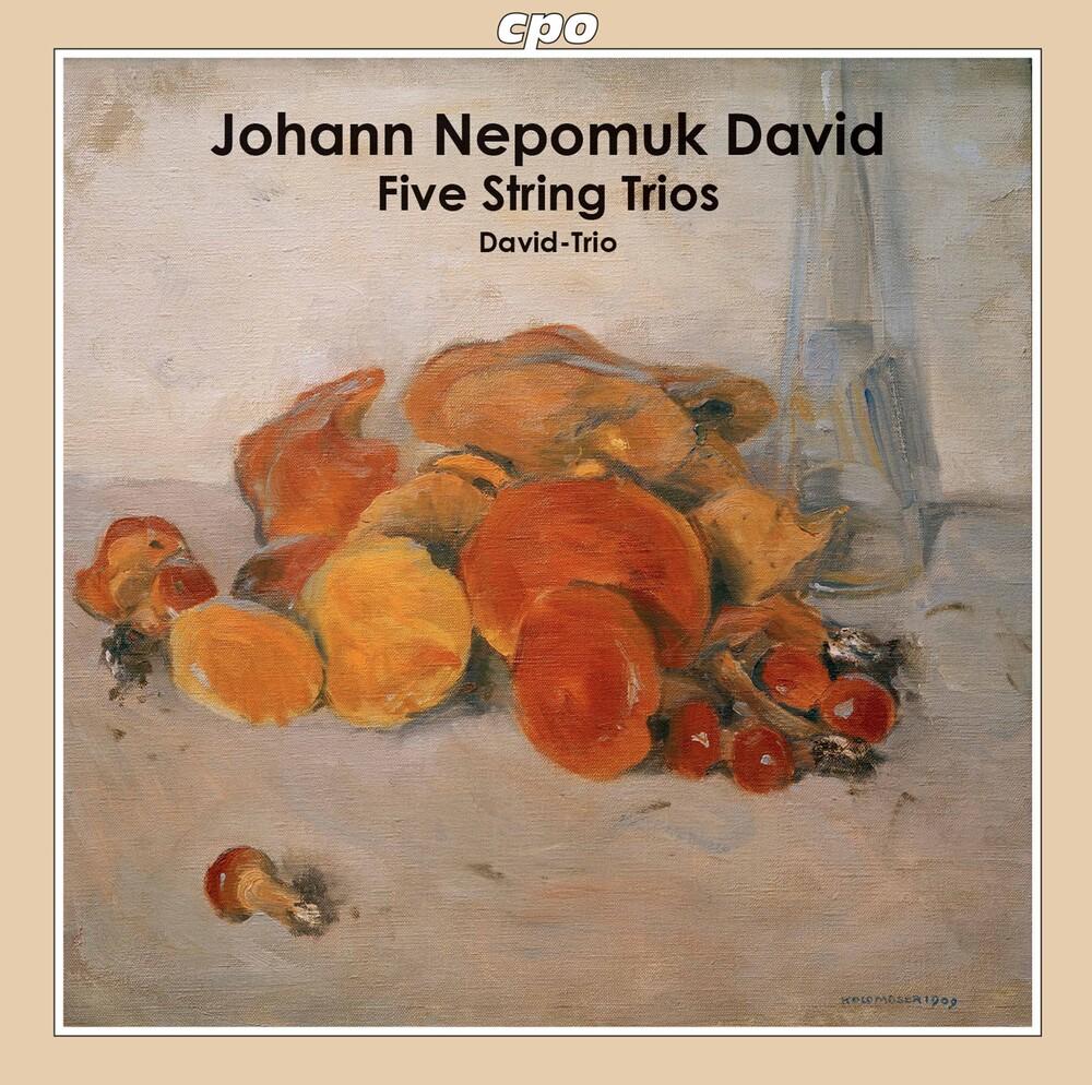 David / Ober-Osterreichisches David Trio - String Trios