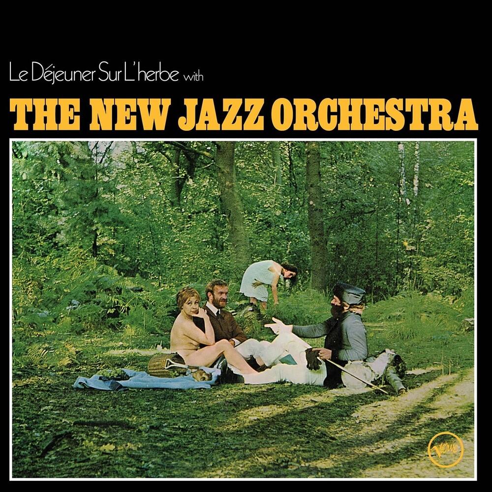 New Jazz Orchestra - Le Dejeuner Sur L'herbe [Remastered] (Spa)