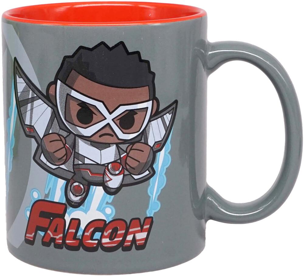 Marvel Mini Heroes Falcon Mug (11 Oz) - Marvel Mini Heroes Falcon Mug (11 Oz) (Mug)