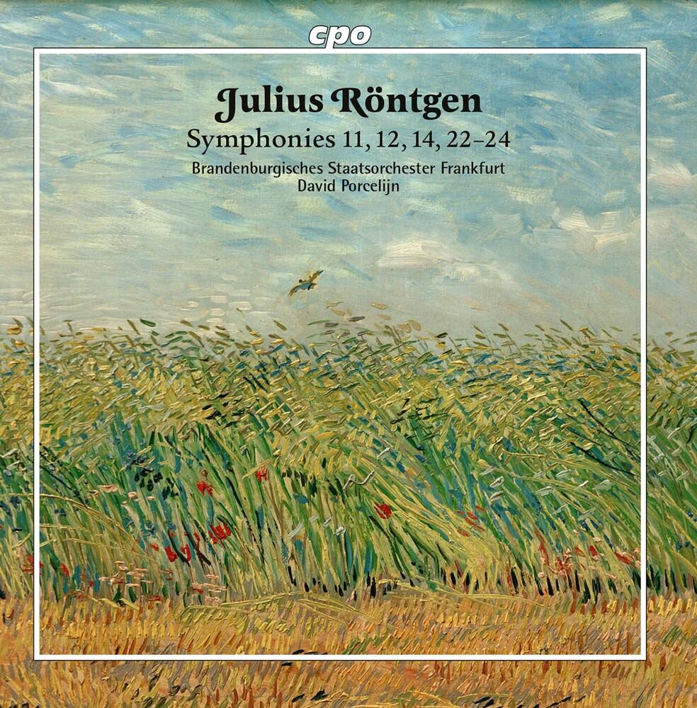 Rontgen / Porcelijn - Symphonies (2pk)