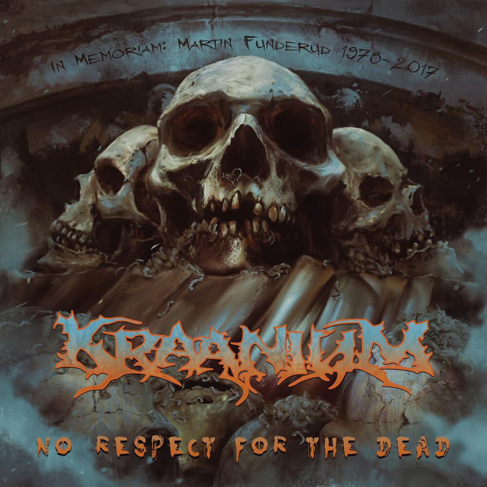 Kraanium - No Respect For The Dead
