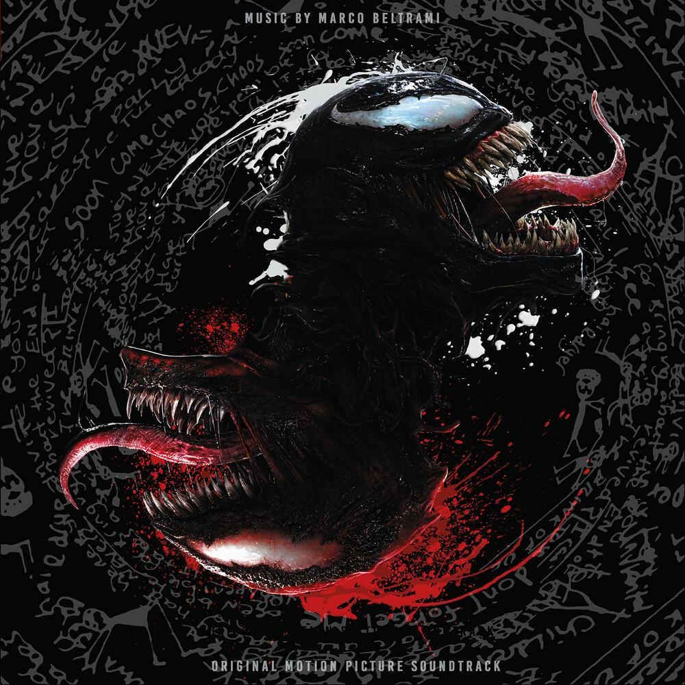 Marco Beltrami  (Colv) (Gate) (Ltd) (Ogv) (Red) - Venom: Let There Be Carnage (Marvel Soundtrack)