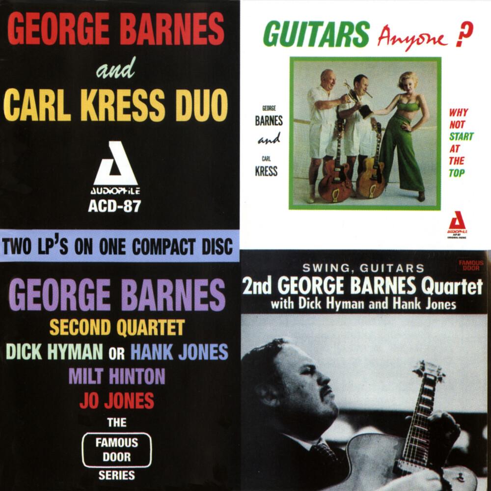 Barnes/Kress - Guitars Anyone?/Swing Guitars