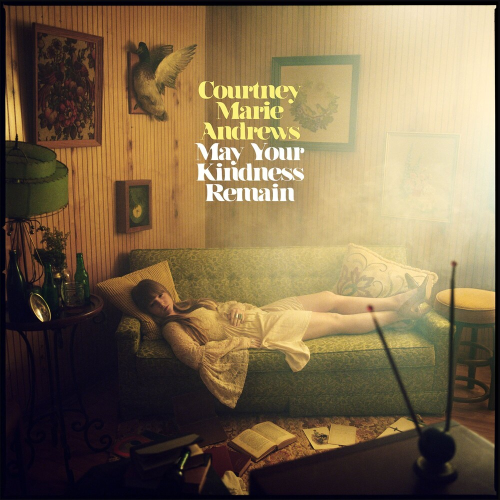 Courtney Marie Andrews - May Your Kindness Remain [LP]