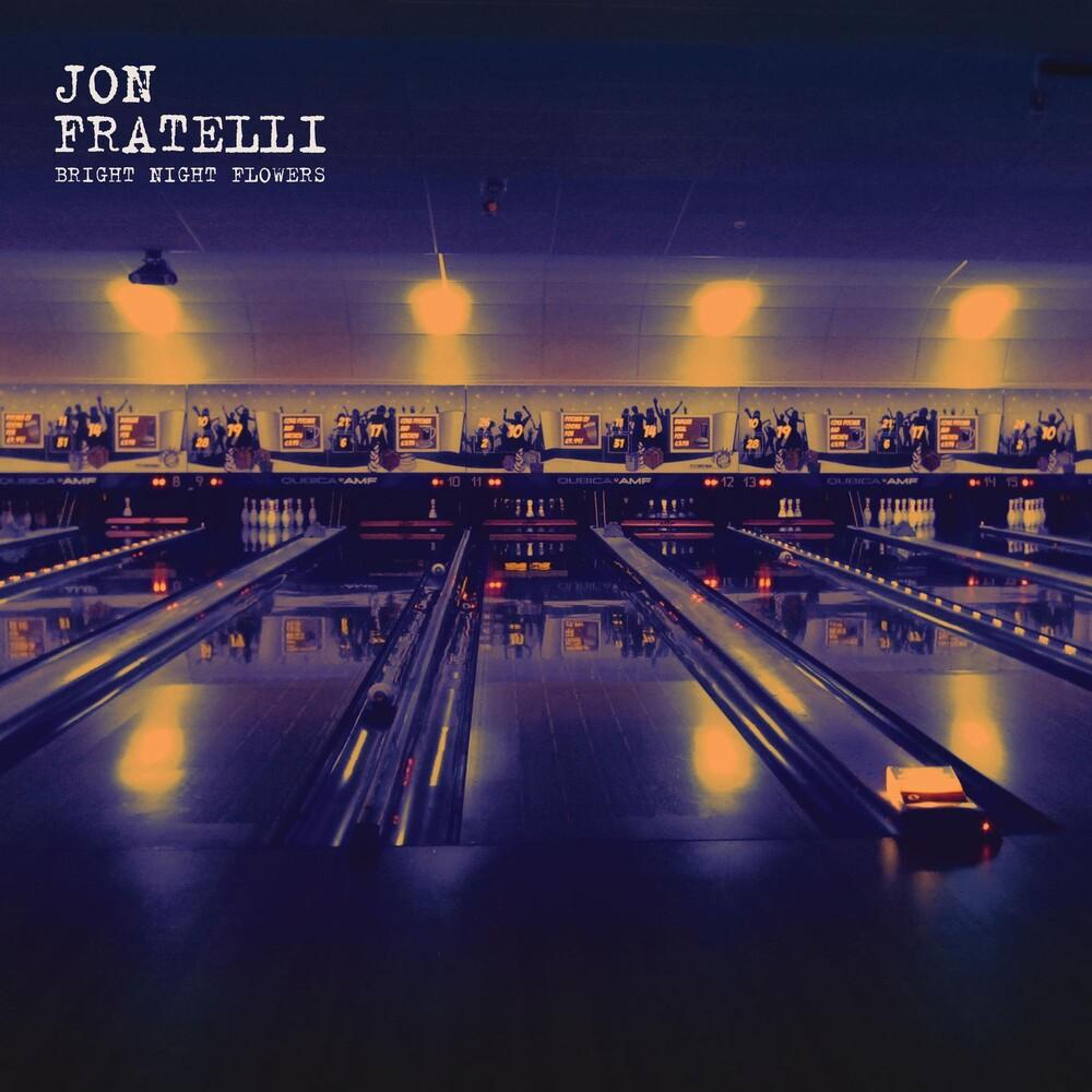 Jon Fratelli - Bright Night Flowers [LP]