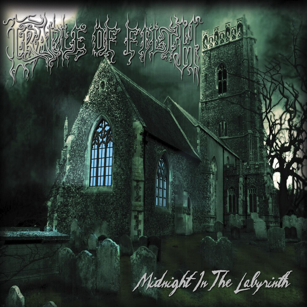 Cradle Of Filth - Midnight In The Labyrinth [LP]