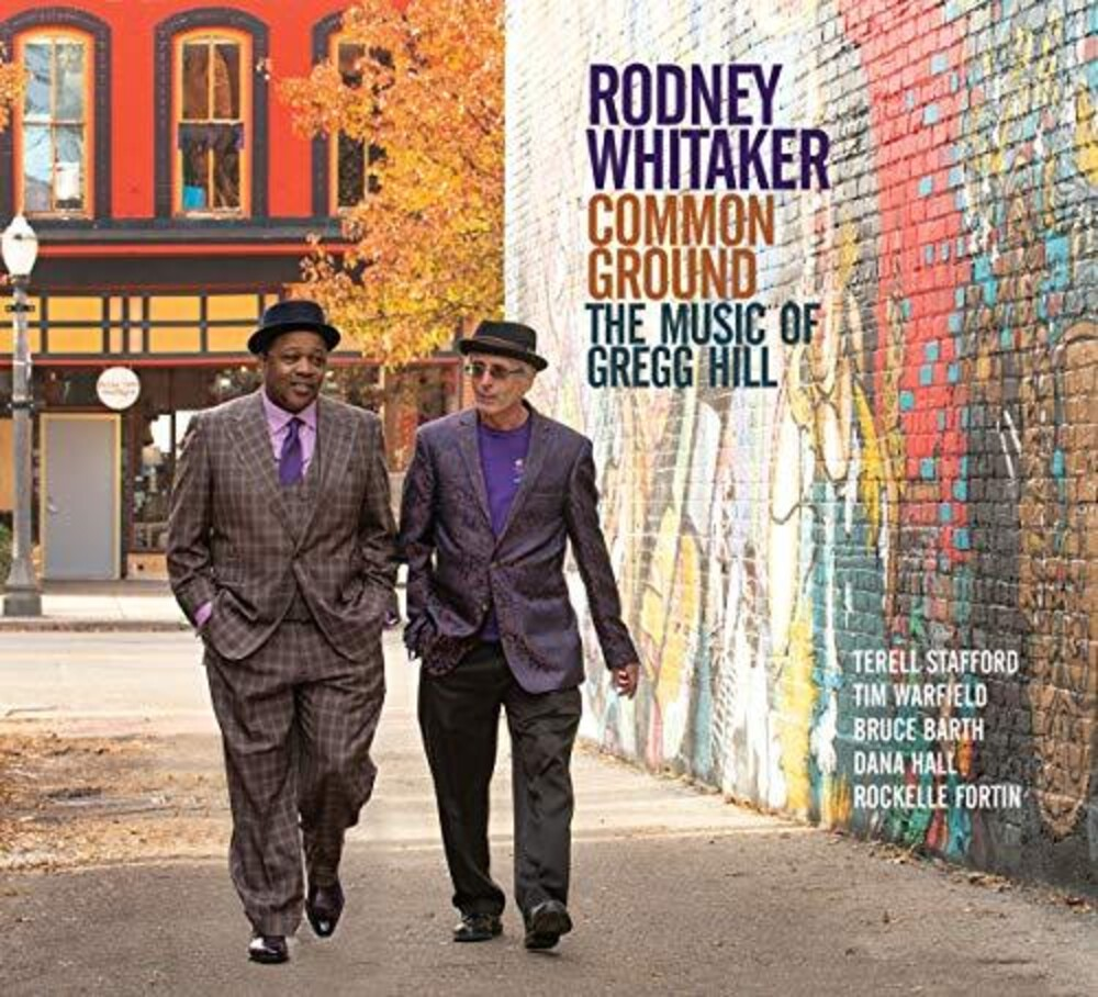 Rodney Whitaker - Common Ground