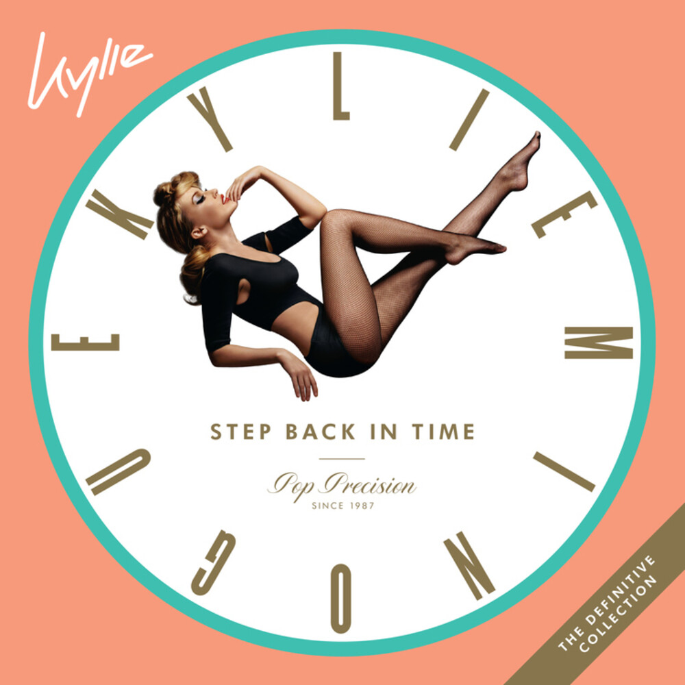 Kylie Minogue - Step Back In Time: The Definitive Collection [Limited Edition Green 2LP]