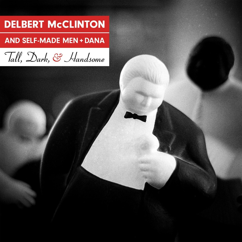 Delbert McClinton - Tall, Dark, and Handsome [LP]