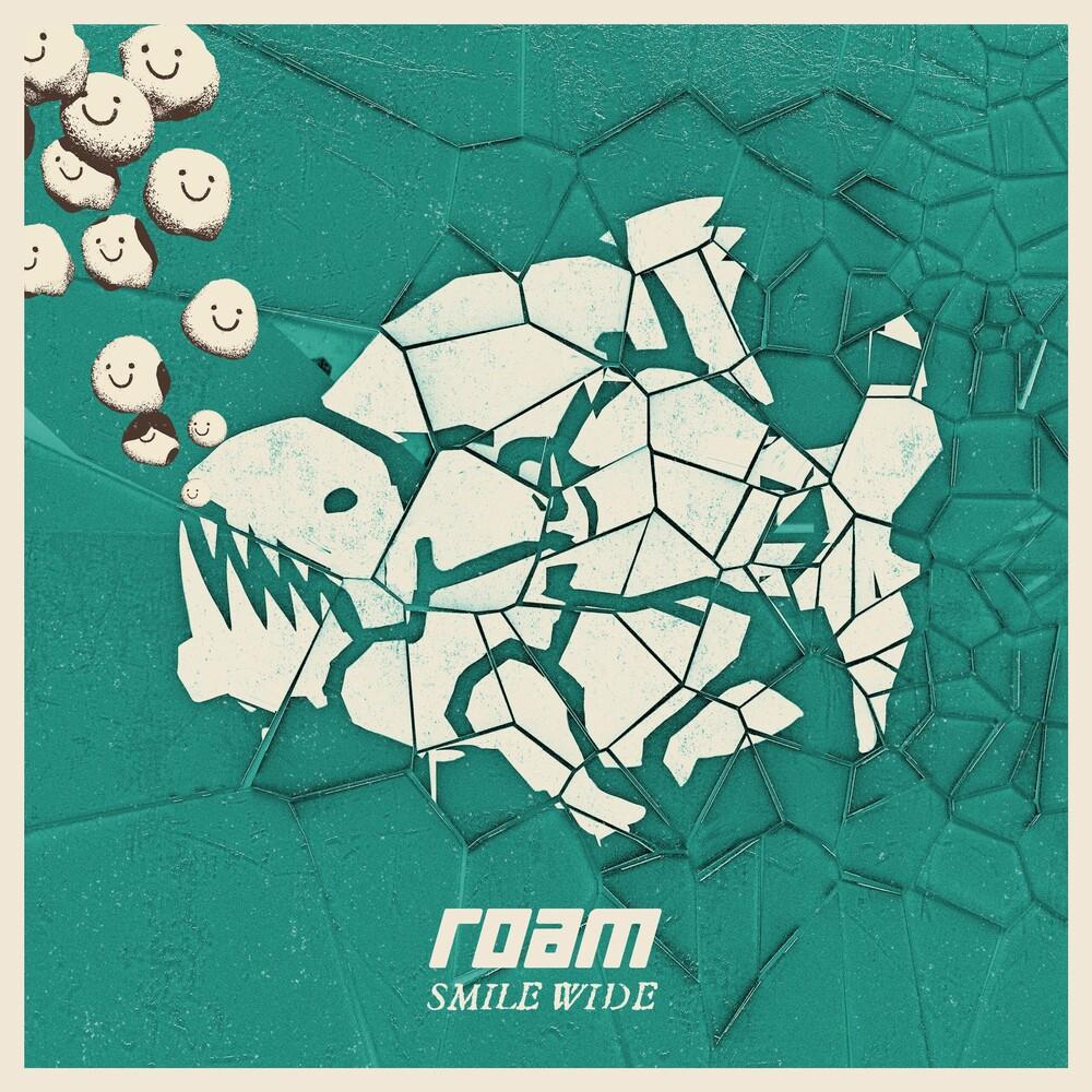 Roam - Smile Wide [Colored Vinyl] (Grn)