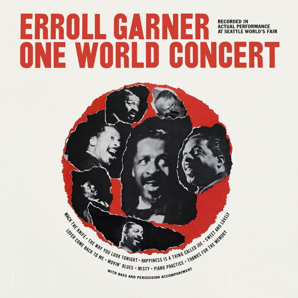 Erroll Garner - One World Concert (Octave Remastered Series)