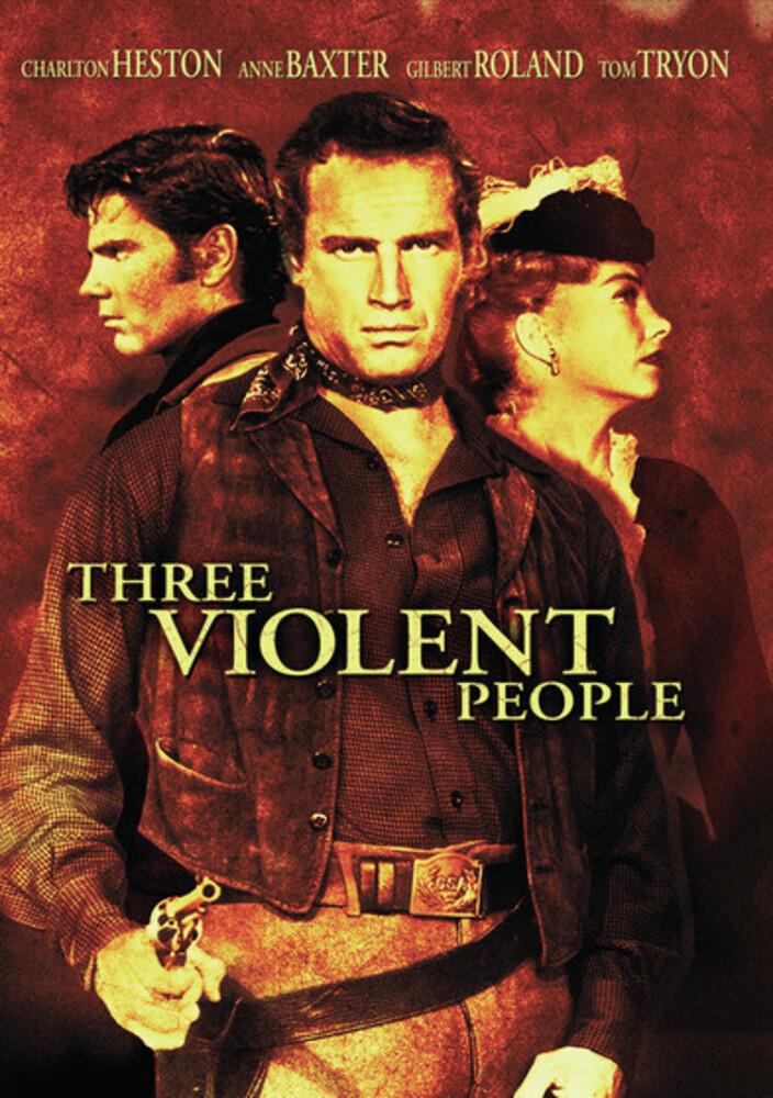 Three Violent People - Three Violent People / (Mod Mono)