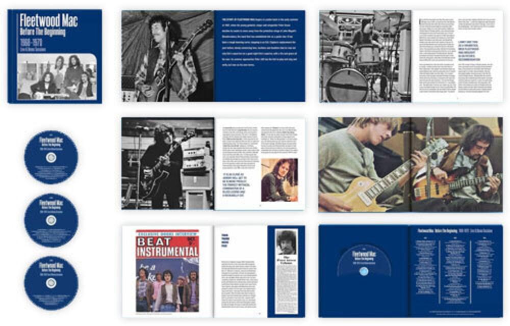 Fleetwood Mac - Before The Beginning: Live 1968-1970