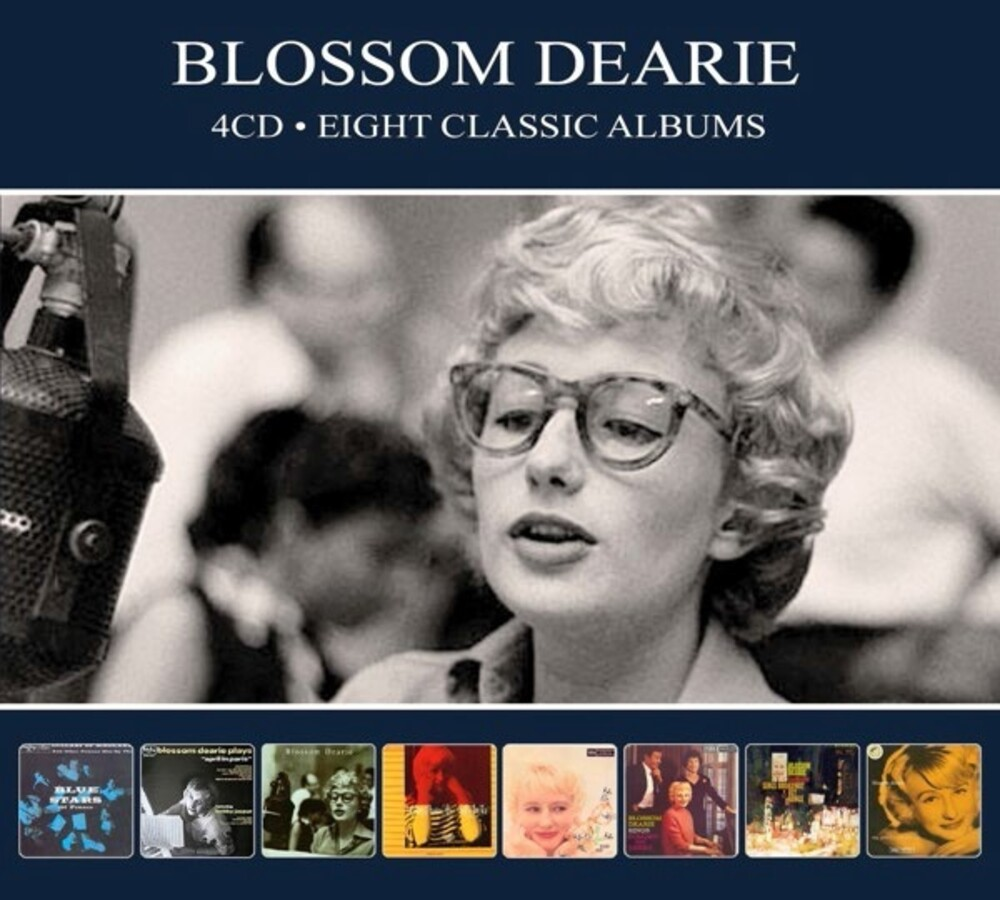 Blossom Dearie - Eight Classic Albums (Dig) (Hol)