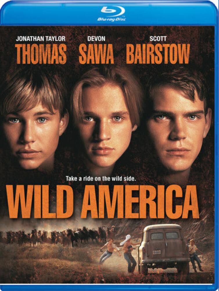 Wild America - Wild America / (Mod)