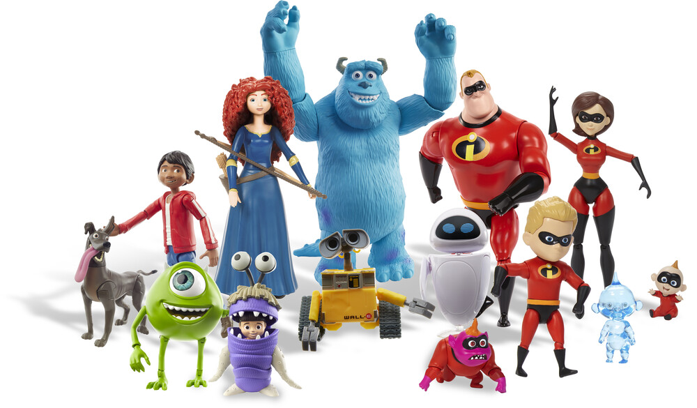 Pixar - Mattel - Pixar Core Figure Assortment (Disney/PIXAR)