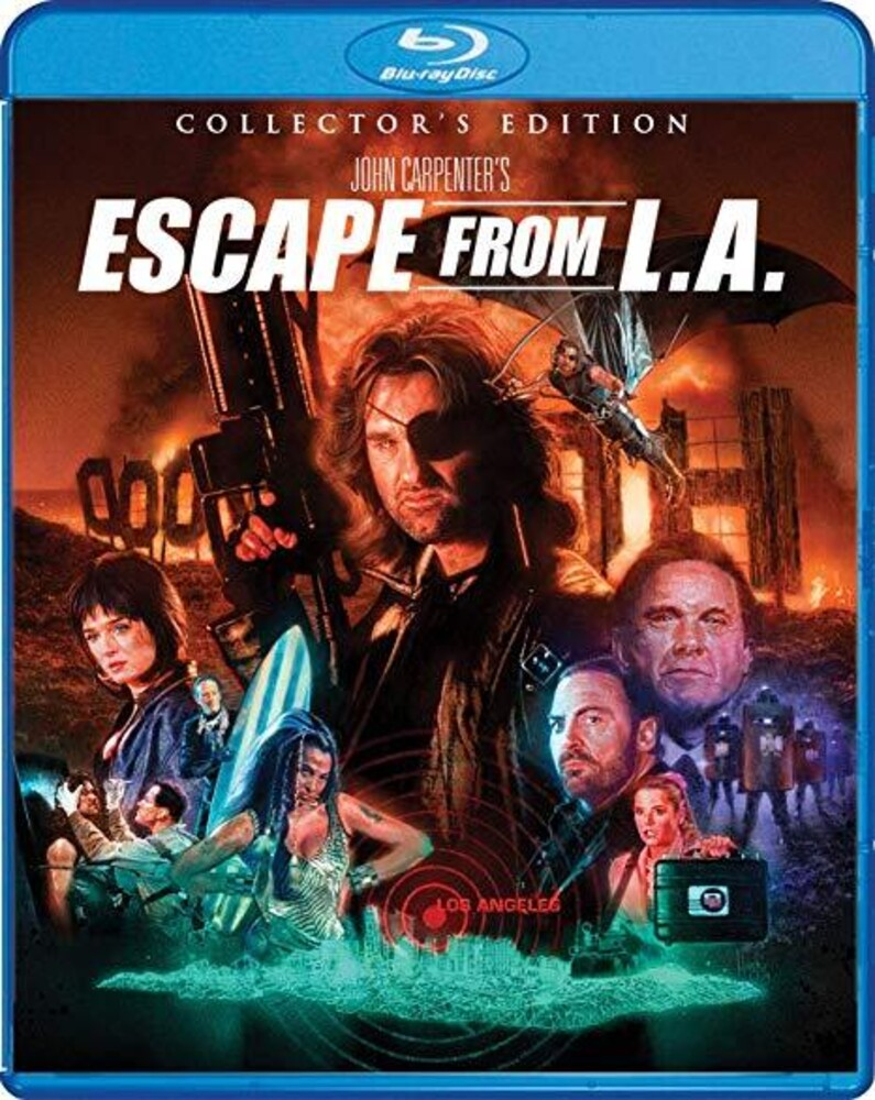 - Escape From L.A. (Collector's Edition)