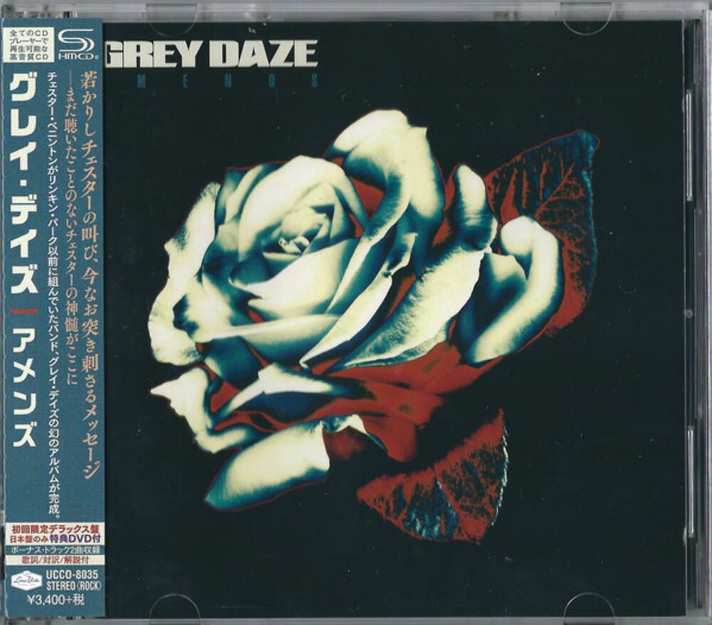 Grey Daze - Amends (W/Dvd) (Bonus Track) [Import Limited Edition]