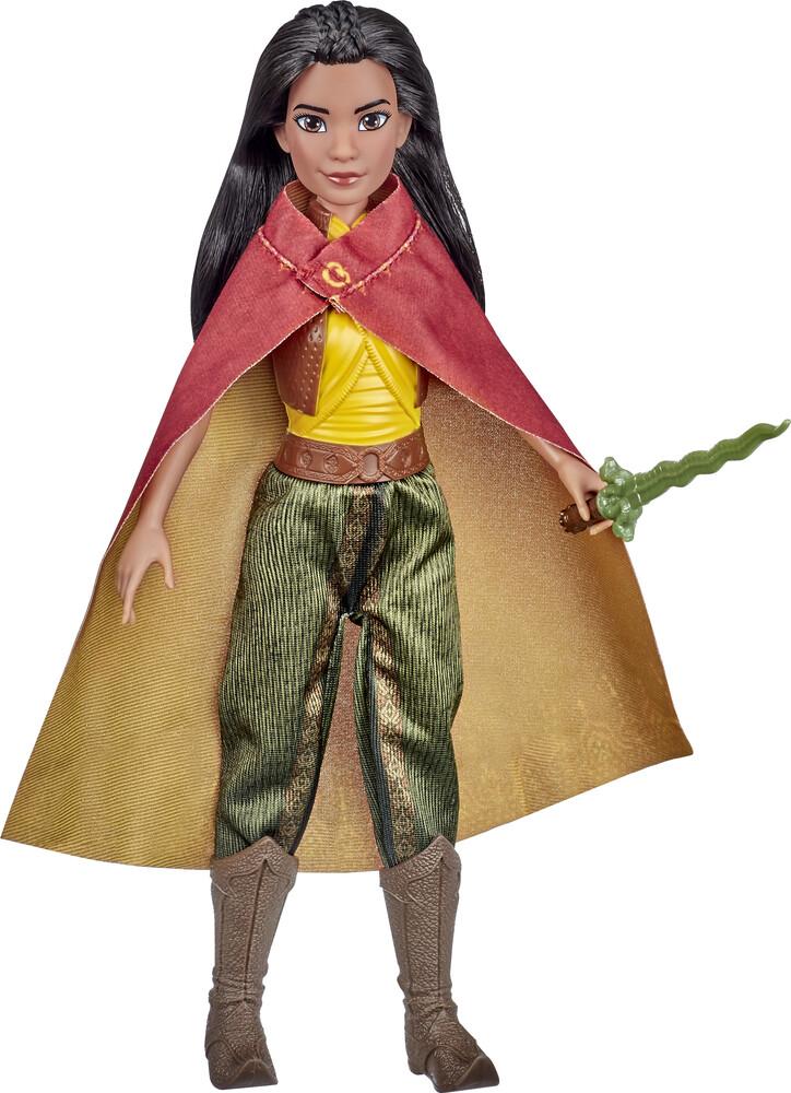 Raya and the Last Dragon - Hasbro - Raya And The Last Dragon: Intro Doll Raya (Disney Princess)