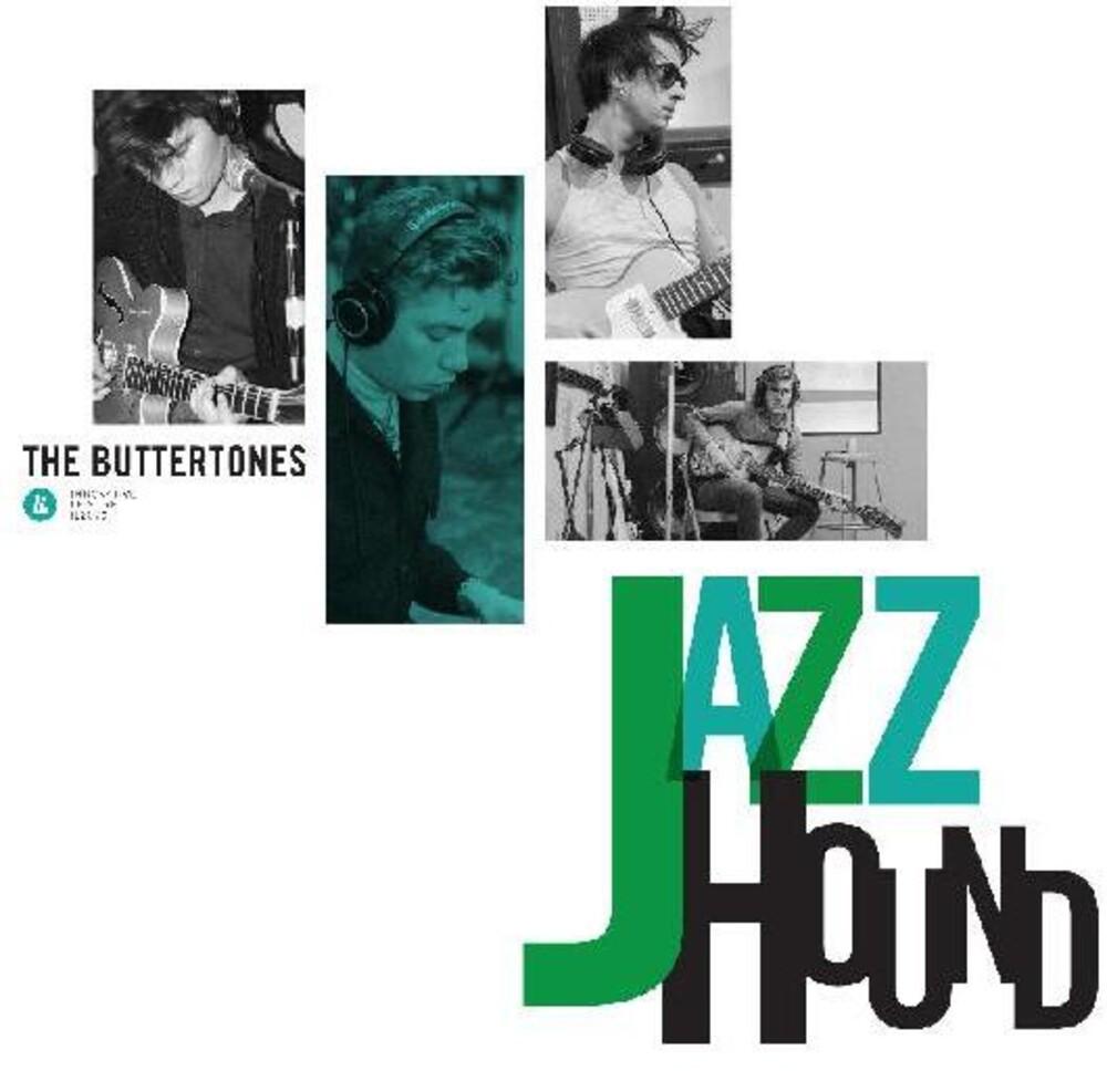 Buttertones - Jazzhound [Digipak]