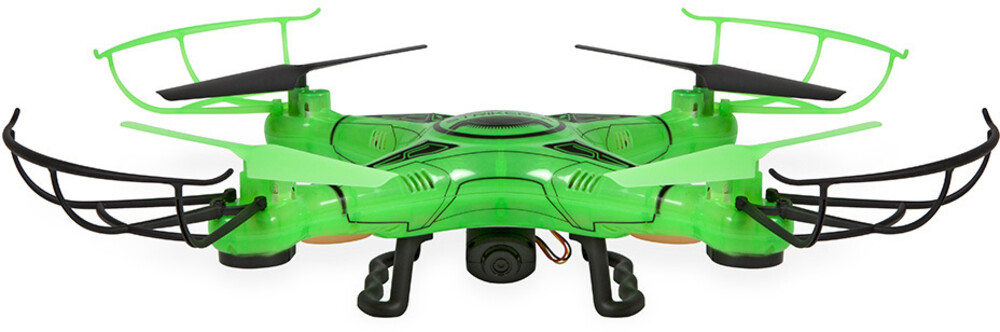 Rc Drone - Striker-X Glow-In-The-Dark 2.4GHz 4.5ch RC HD Camera Drone