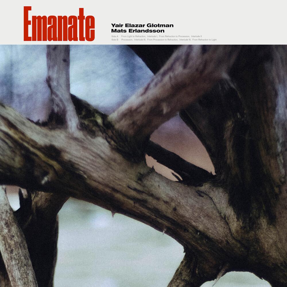 Yair Glotman Elazar / Erlandsson,Mats - Emanate