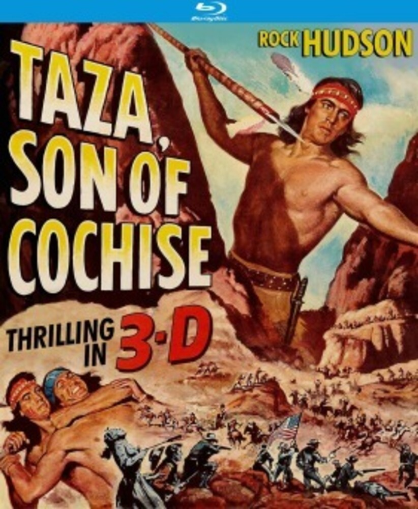 - Taza: Son of Cochise