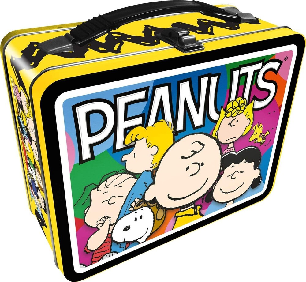 - Peanuts Cast Gen 2 Fun Box