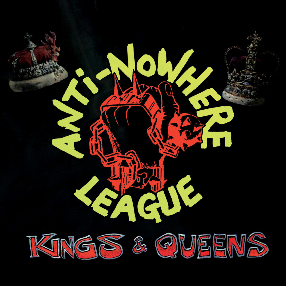 Anti-Nowhere League - Kings & Queens (Ltd) (Red) (Reis)