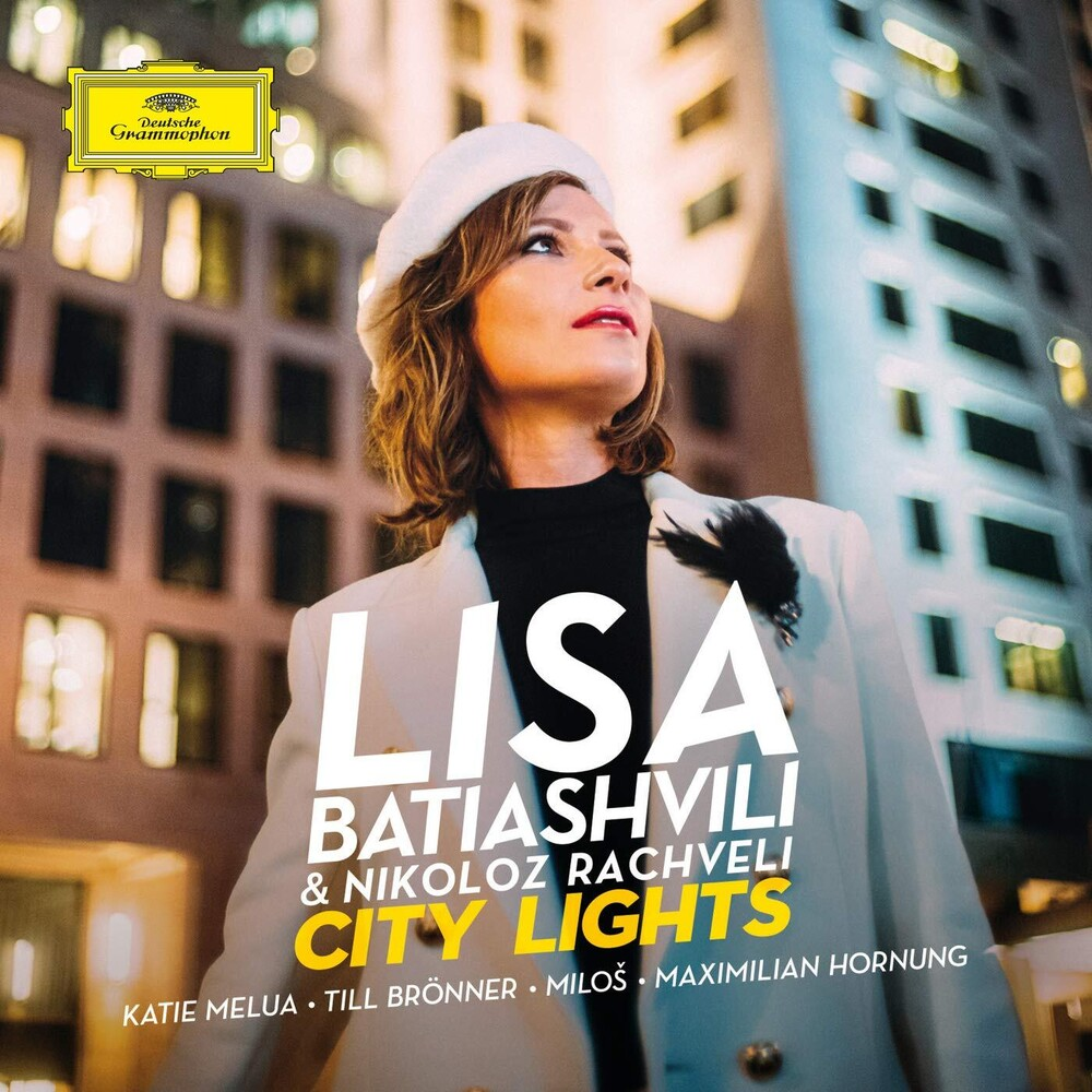 Lisa Batiashvili / Rachveli,Nikoloz - City Lights (Uk)