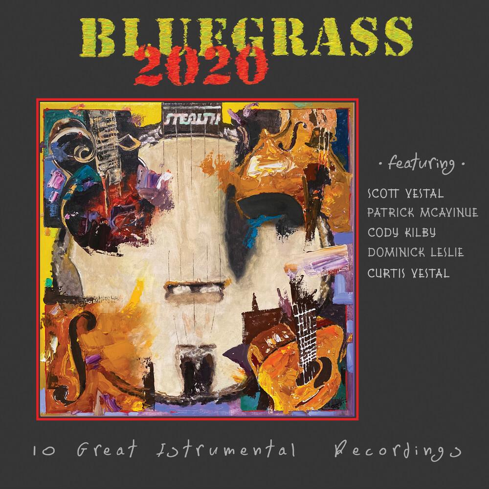 Scott Vestal - Bluegrass 2020
