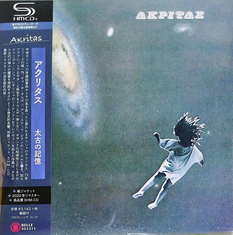 Akritas - Akritas (Jmlp) (Rmst) (Shm) (Jpn)