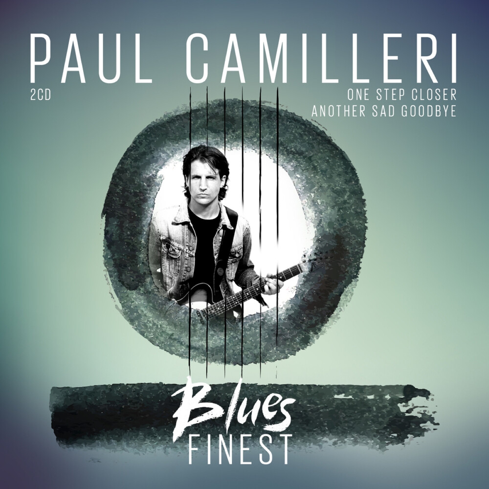 Paul Camilleri - Blues Finest